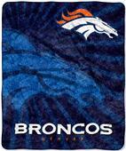 Northwest NFL Denver Broncos Strobe Throws