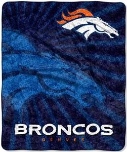 Northwest NFL Denver Broncos Strobe Throws