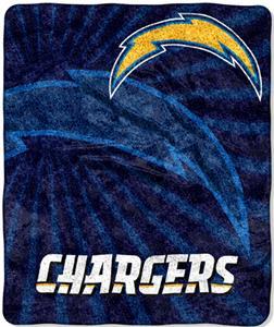 Northwest NFL San Diego Chargers Strobe Throws
