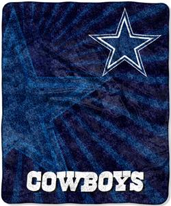 Northwest NFL Dallas Cowboys Strobe Throws