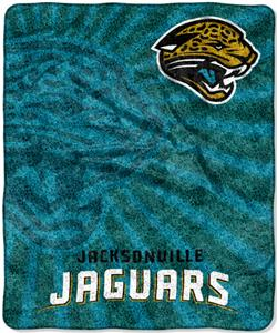 Northwest NFL Jacksonville Jaguars Strobe Throws