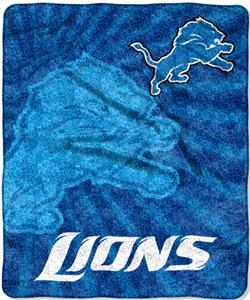 Northwest NFL Detroit Lions Strobe Throws
