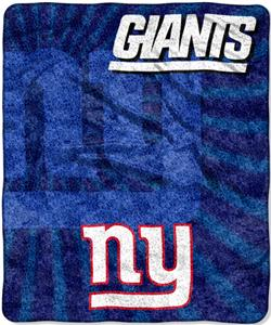 Northwest NFL New York Giants Strobe Throws