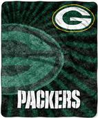 Northwest NFL Green Bay Packers Strobe Throws