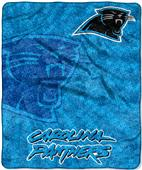 Northwest NFL Carolina Panthers Strobe Throws