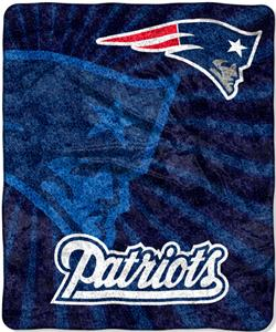 Northwest NFL New England Patriots Strobe Throws