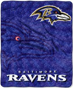 Northwest NFL Baltimore Ravens Strobe Throws