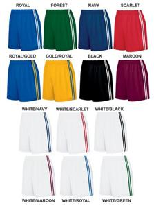 Closeout Adult &amp; Womens Lazio Soccer Shorts