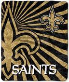 Northwest NFL New Orleans Saints Strobe Throws