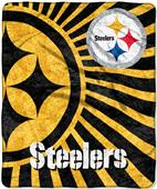 Northwest NFL Pittsburgh Steelers Strobe Throws
