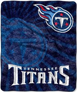 Northwest NFL Tennessee Titans Strobe Throws