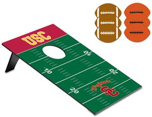 Picnic Time USC Trojans Bean Bag Throw Toss Game