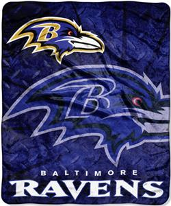 Northwest NFL Baltimore Ravens Roll Out Throws