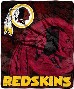 Northwest NFL Washington Redskins Roll Out Throws
