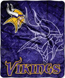Northwest NFL Minnesota Vikings Roll Out Throws
