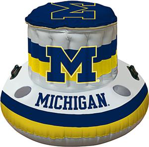 Northwest NCAA Univ. of Michigan Inflatable Cooler