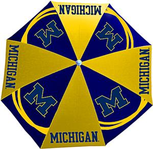 Northwest NCAA Michigan Beach Umbrella