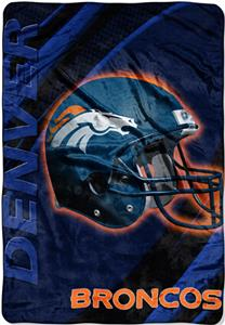 "Northwest NFL Denver Broncos 62""x90"" Throws"