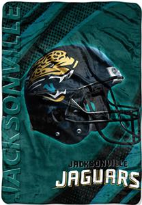 "Northwest NFL Jacksonville Jaguars 62""x90"" Throws"