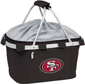 Picnic Time NFL San Francisco 49ers Metro Basket