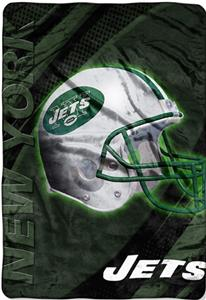 "Northwest NFL New York Jets 62""x90"" Throws"