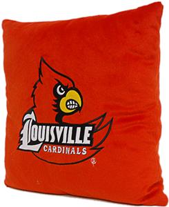 Northwest NCAA Univ. of Louisville Plush Pillow