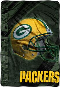 "Northwest NFL Green Bay Packers 62""x90"" Throws"