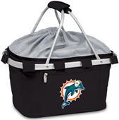 Picnic Time NFL Miami Dolphins Metro Basket