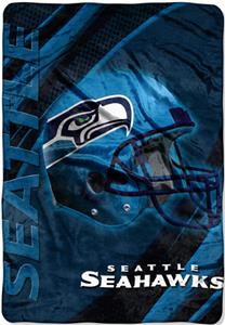 "Northwest NFL Seattle Seahawks 62""x90"" Throws"