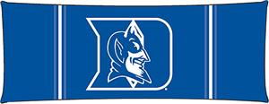 Northwest NCAA Duke University Body Pillow