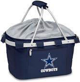 Picnic Time NFL Dallas Cowboys Metro Basket