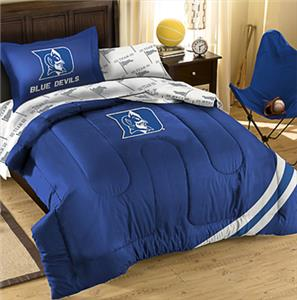 Northwest NCAA Duke Univ Twin Bed in Bag Set