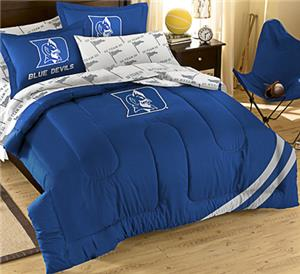 Northwest NCAA Duke Univ. Full Bed in Bag Set