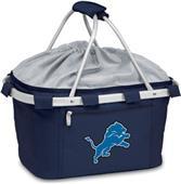 Picnic Time NFL Detroit Lions Metro Basket