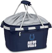 Picnic Time NFL Indianapolis Colts Metro Basket