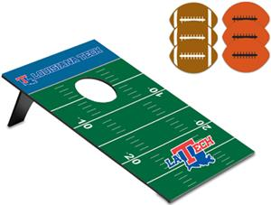 Picnic Time Louisiana Tech Bean Bag Toss Game