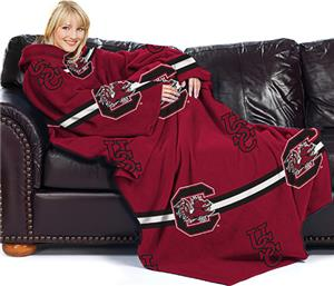 Northwest NCAA South Carolina Comfy Throw Stripes