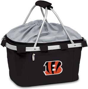 Picnic Time NFL Cincinnati Bengals Metro Basket