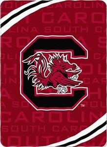 Northwest NCAA South Carolina Fleece Force Throw