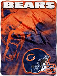 "Northwest NFL Chicago Bears 60""x80"" Throws"