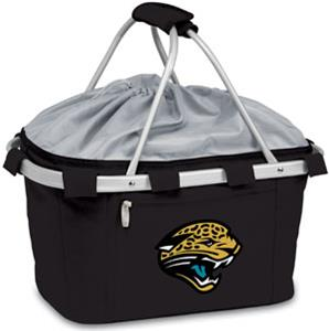 Picnic Time NFL Jacksonville Jaguars Metro Basket
