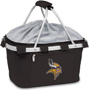 Picnic Time NFL Minnesota Vikings Metro Basket
