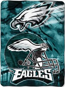 "Northwest NFL Philadelphia Eagles 60""x80"" Throws"
