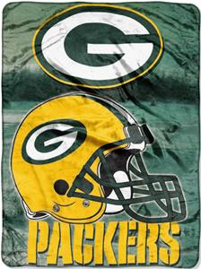 "Northwest NFL Green Bay Packers 60""x80"" Throws"