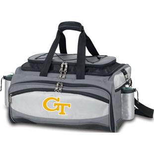 Picnic Time Georgia Tech  Vulcan Tailgate Cooler