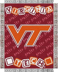 Northwest NCAA Virginia Tech Baby Throw