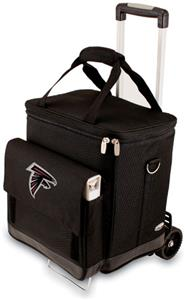 Picnic Time NFL Atlanta Falcons Cellar w/Trolley