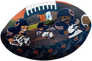 Northwest NFL Chicago Bears Football Pillows