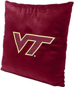 Northwest NCAA Virginia Tech Plush Pillow