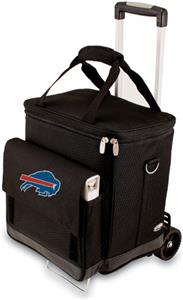 Picnic Time NFL Buffalo Bills Cellar with Trolley